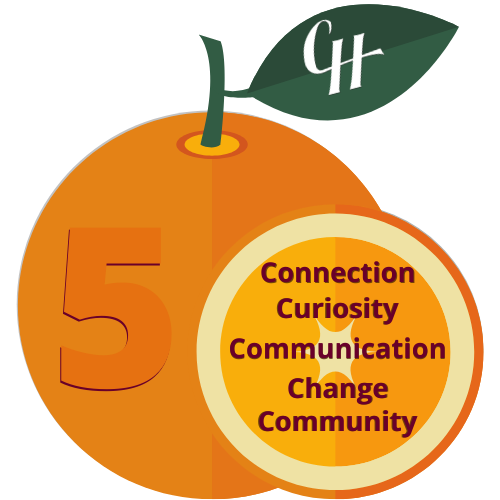 The 5 C's of CH Insurance customer service mission vision values
