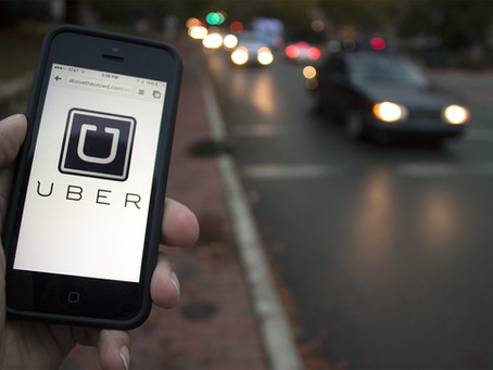 Is your insurance ready for you to drive for Uber?