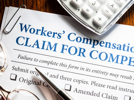 Need to get to work on your Workers' Comp?