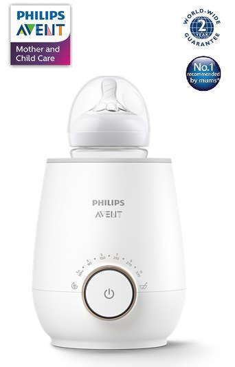 Philips Avent 快速奶瓶加熱器 SCF358/00