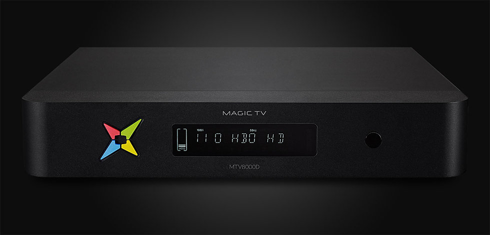 Magic TV MTV8000D