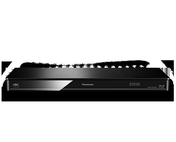 Panasonic Blu-Ray DMP-BDT380 4K upscale