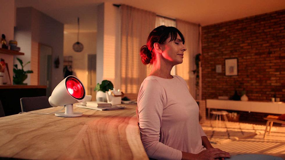 Philips 飛利浦 PR3110/00 紅外線健康燈