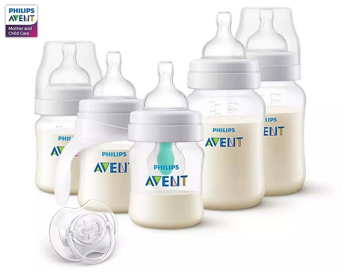 Philips Avent 防絞痛奶瓶嬰兒初用者套裝 SCD808/01