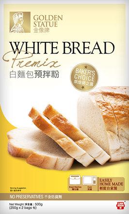 GOLDEN STATUE Premix White Bread 5kg