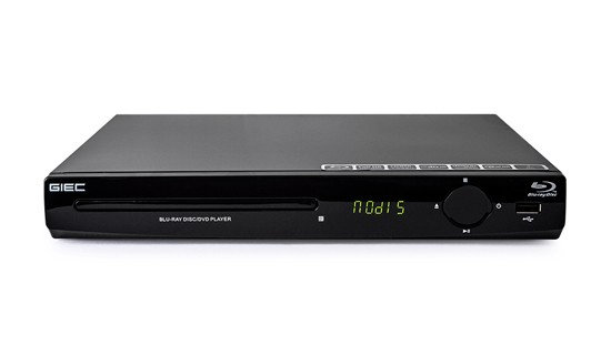 GIEC Blu-Ray BDP-G2805 (DVD\VCD\CD)