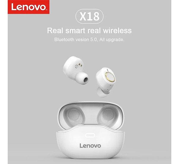 Lenovo X18 真無線藍牙耳機