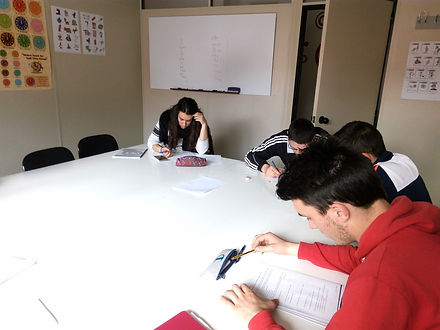 clases inglés lengua matemáticas ESO soria