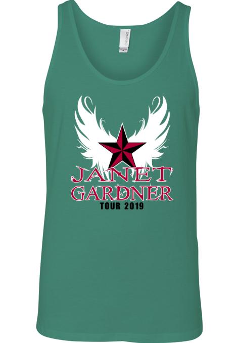 JG Green Star Tank