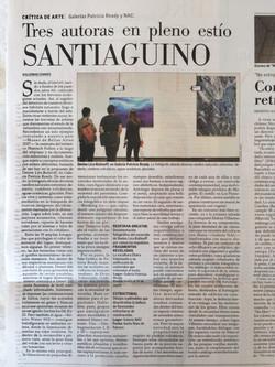 Critica en El Mercurio
