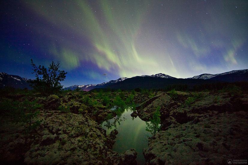 Lava Aurora