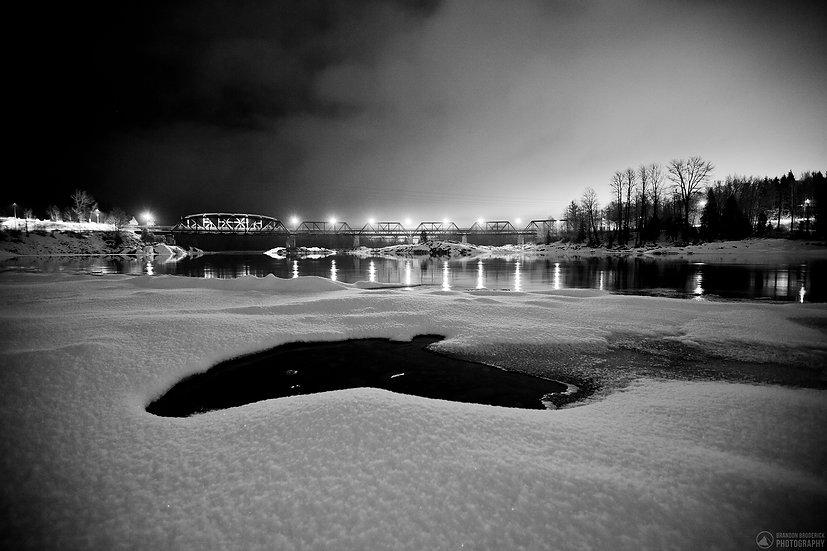Old Skeena River Bridge