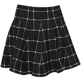 black white grid skirt.jpg