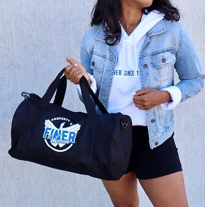Property of a Finer Woman Duffle Bag