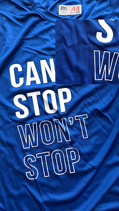FAULTY SALE 1of1 - Can't Stop Won't Stop [3XL]