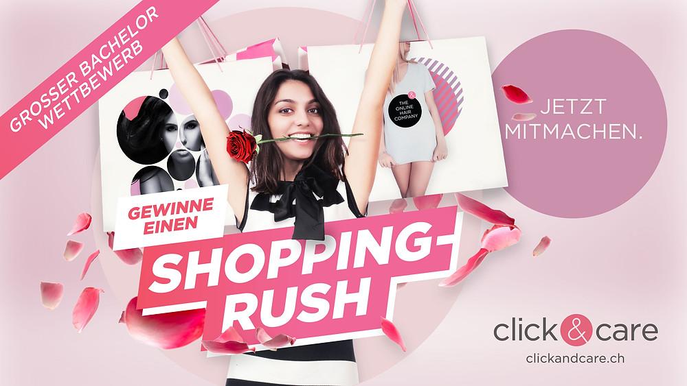 Shopping Rush zu gewinnen