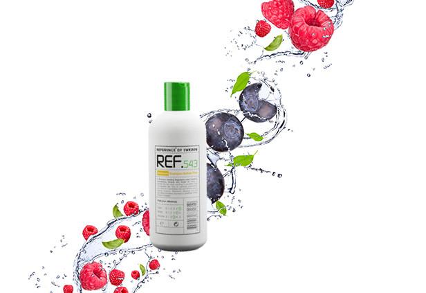 REF. Moisture Shampoo - Was kann die Haarpflege mit natürlichen Inhaltsstoffen?