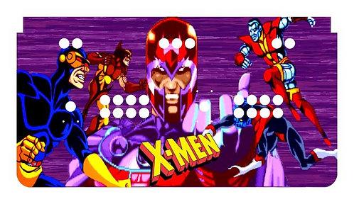X-men Control Panel