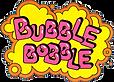 Bubble Bobble Artwork Design | Arcade Graphics