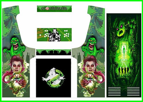 Ghostbusters Upright Cabinet