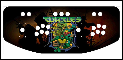 Turtles (TMNT) Control  Panel