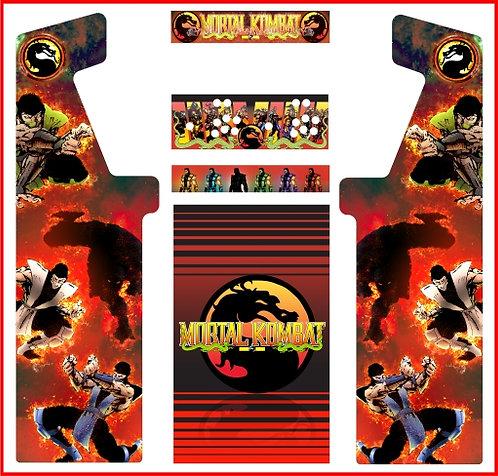 Mortal Kombat Minotaur Cabinet