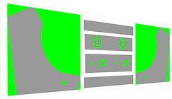 Bartop Cabinet Artwork Design | Arcade Graphics