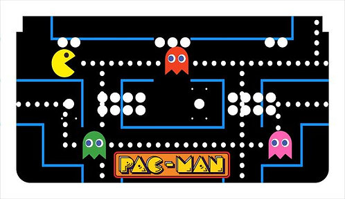 Pac Man Control Panel