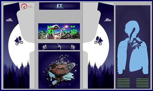E.T. Upright Cabinet
