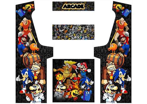 Multicade Geekpub Cabinet