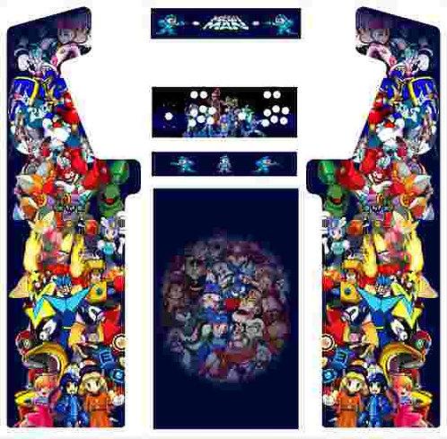 Mega Man Minotaur Cabinet
