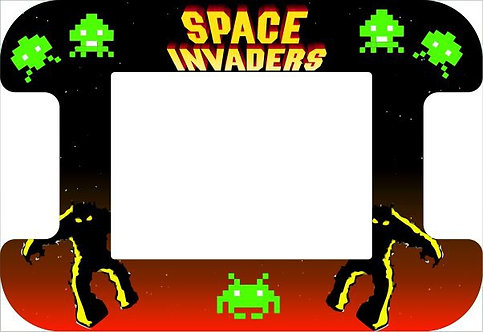 Space Invaders Cocktail Cabinet