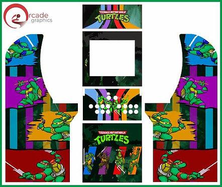 Turtles (TMNT) Arcade1up Cabinet