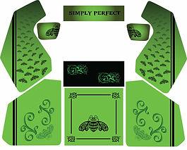 green patron custom design