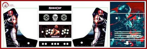 Robocop Bartop Cabinet