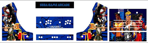 Sega Multicade Bartop Cabinet