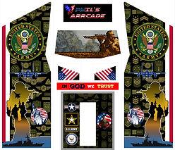american love custom design