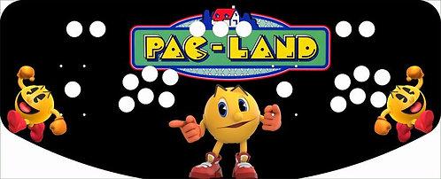 Pac Land Control Panel