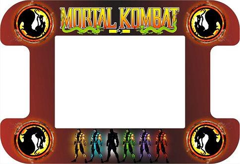 Mortal Kombat Cocktail Cabinet