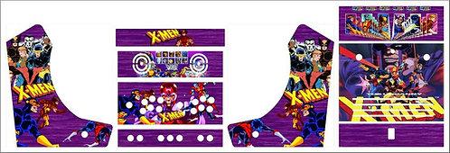 X-men Bartop Cabinet
