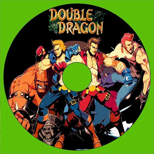 Double Dragon Disk joystick