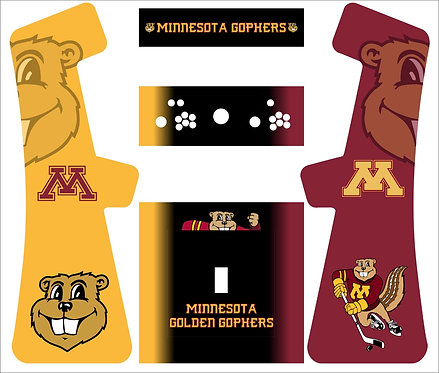 Minnesota Gophers Slim Cabinet