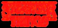 Stranger Things Artwork Design   Arcade Graphics