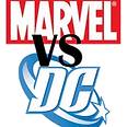 Marvel vs DC Artwork Design | Arcade Graphics