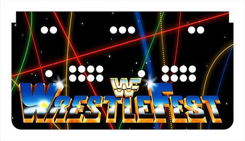 WrestFest Control Panel
