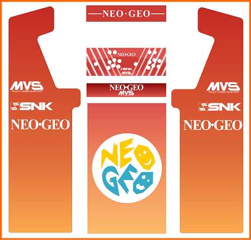 Neo Geo Minotaur Cabinet
