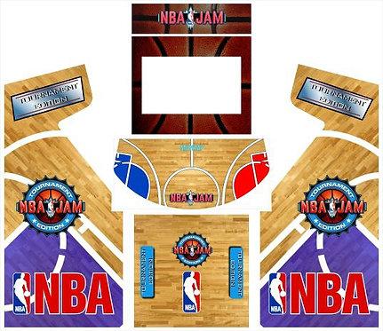 NBA Jam Upright Cabinet