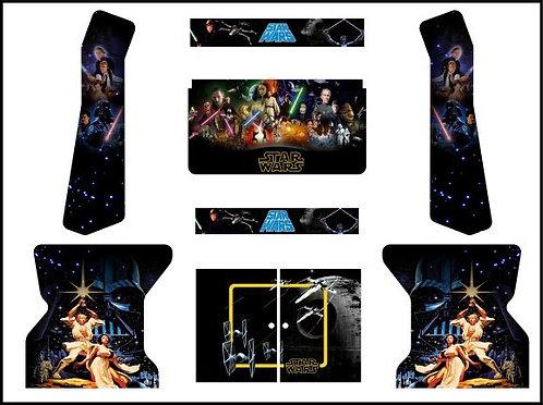 Star Wars Sitdown Cabinet