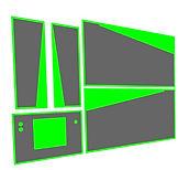 Pinball Cabinet Artwork Design | Arcade Graphics