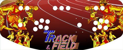 Track & Field Control Panel